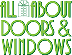 All About Doors & Windows Logo